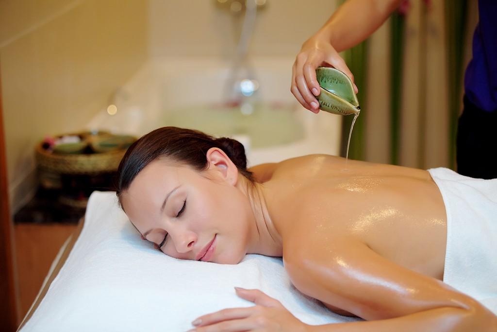 aroma thai massage massage brande